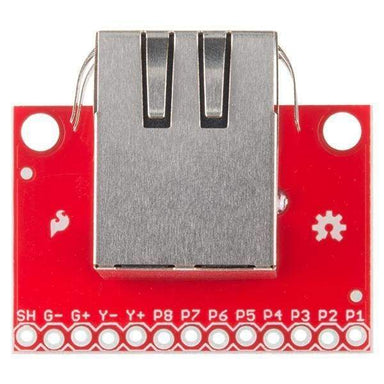 Breakout Board For Ethernet Magjack - Breakout Boards