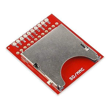 Breakout Board For Sd-Mmc Cards (Bob-12941) - Breakout Boards