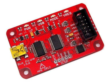 Bus Pirate V3.6 Universal Serial Interface - Electronic
