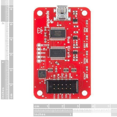 Bus Pirate V3.6A (Tol-12942) - Electronic