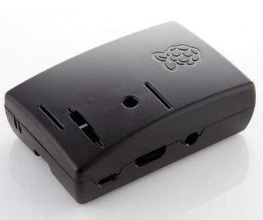 Case for Raspberry Pi - Black - Boxes