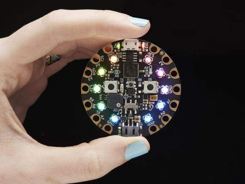 Circuit Playground Express (Id: 3333) - Dev Boards