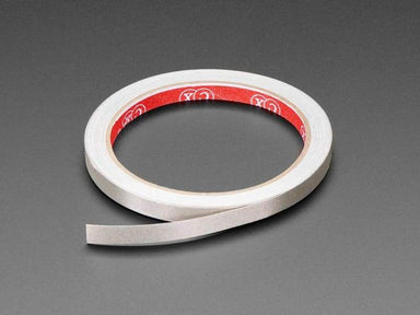 Conductive Nylon Fabric Tape - 8Mm Wide X 10 Meters Long (Id:3960) - Conductive Ink