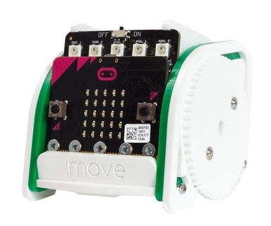 Cool Components Bbc Micro:bit With:move Mini Buggy Kit Bundle - Kits