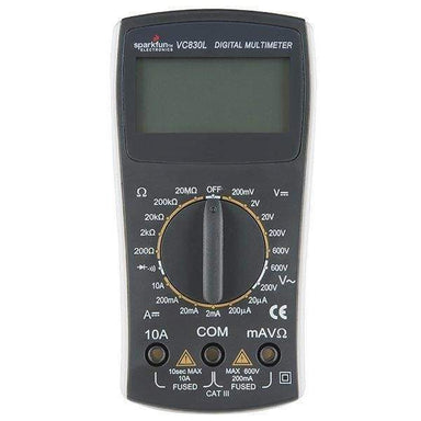 Digital Multimeter (Tol-12966) - Electronic