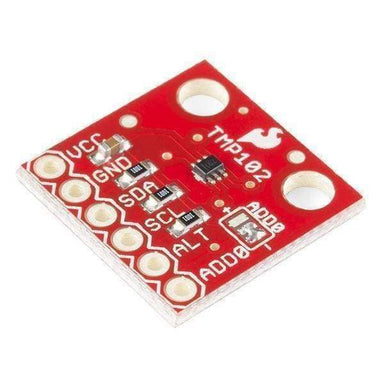 Digital Temperature Sensor Breakout - Tmp102 (Sen-13314) - Temperature And Pressure