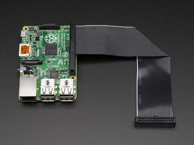 Downgrade Gpio Ribbon Cable For Raspberry Pi A+/b+/pi 2/pi 3 40P To 26P - Cables And Adapters