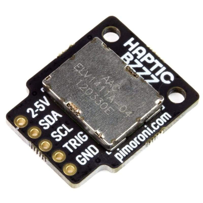 DRV2605L Linear Actuator Haptic Breakout - Accessories and Breakout Boards