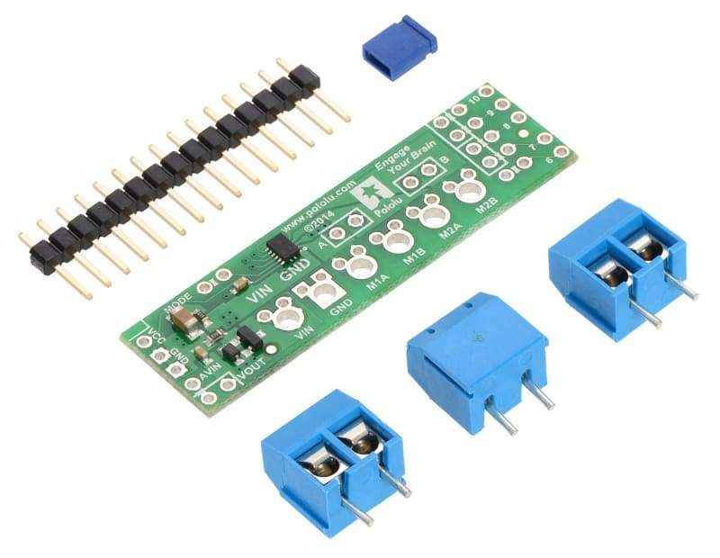 Drv8835 Dual Motor Driver Shield For Arduino - Shields