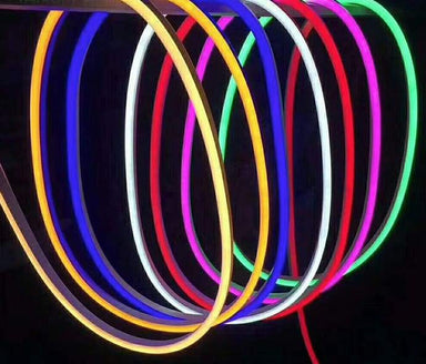 Flexible Silicone Neon-Like RGB LED Strip - 1 Meter - 96 - LEDs
