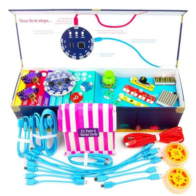 Flotilla - Mega Treasure Chest Starter Kit - Raspberry Pi Kits