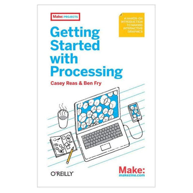 Getting Started with Processing - Books