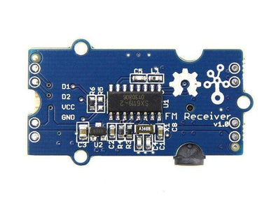 Grove - Fm Receiver - Audio