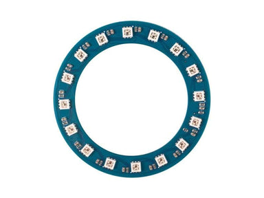 Grove - RGB LED Ring (16-WS2813 Mini) - Grove