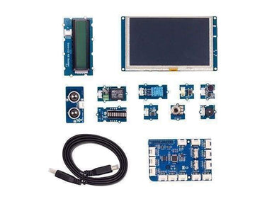 Grove Starter Kit For Iot Based On Raspberry Pi - Grove