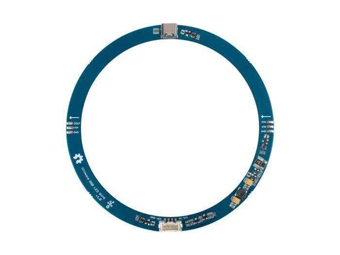 Grove - Ultimate RGB LED Ring - Grove
