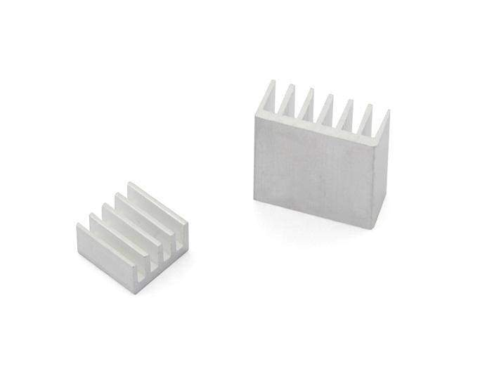 Heat Sink Kit For Raspberry Pi B+ - Accessories