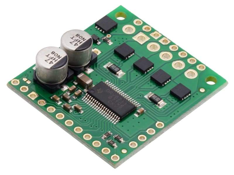 High-Power Stepper Motor Driver 36v4 - Motion Controllers