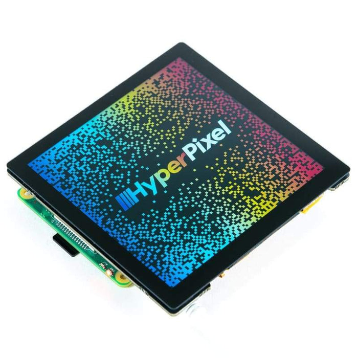 HyperPixel 4.0 Square Touch - Hi-Res Display for Raspberry Pi - LED Displays