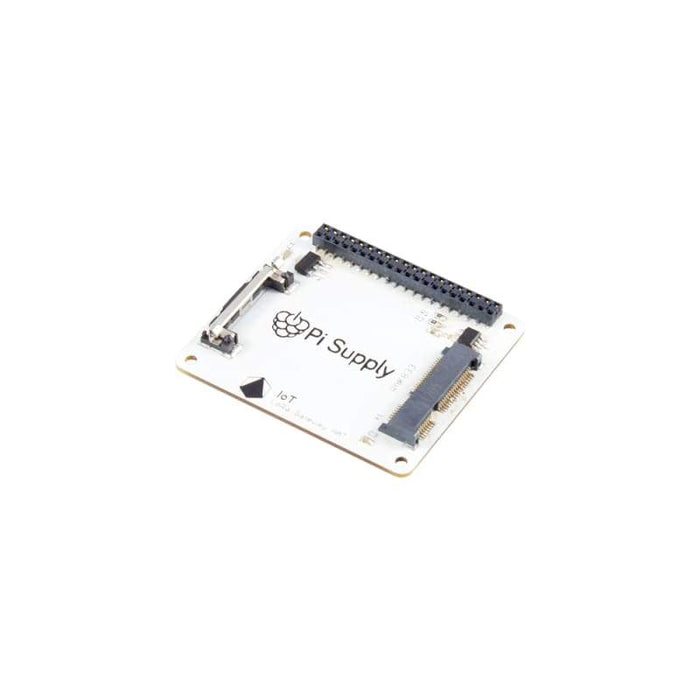 IoT LoRa Gateway HAT for Raspberry Pi - 868MHz - Wireless