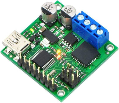Jrk 21V3 Usb Motor Controller With Feedback (Fully Assembled) - Motion Controllers