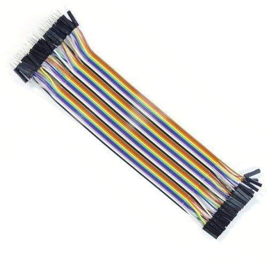 Jumper Wire Ribbon Cable - Male To Female - Cables And Adapters
