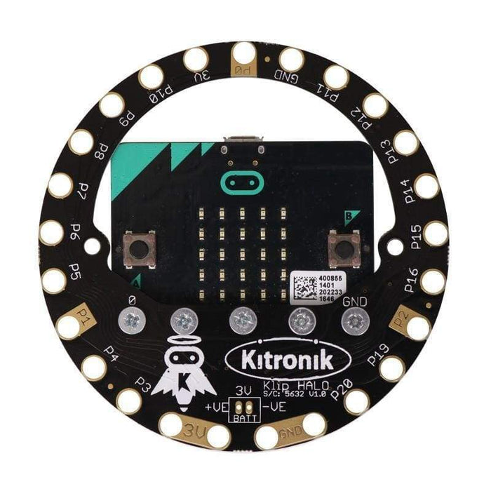 Klip Halo For The Bbc Micro:bit - Accessories And Breakout Boards