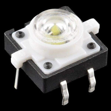 Led Tactile Button - Blue (Com-10443) - Leds
