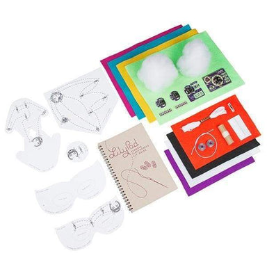 Lilypad Sewable Electronics Kit (Kit-13927) - Lilypad
