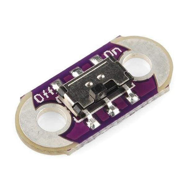 Lilypad Slide Switch (Dev-09350) - Lilypad