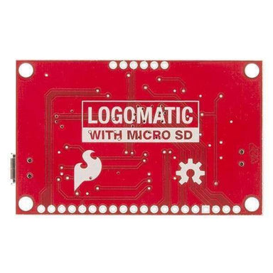 Logomatic V2 Serial Sd Datalogger (Fat32) (Wig-12772) - Logging Devices
