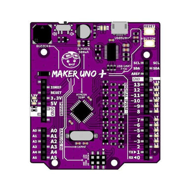 Maker UNO Plus - Derivative Boards
