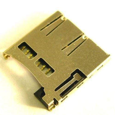 microSD Socket for Transflash - Connectors