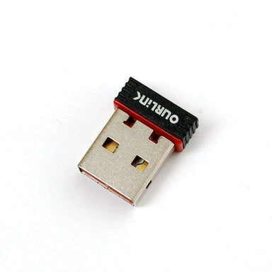 Miniature WiFi (802.11b/g/n) Dongle - WiFi