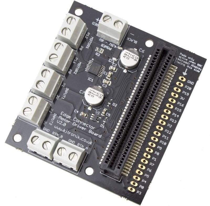 Motor Driver Board For The Bbc Micro:bit - V2 - Other
