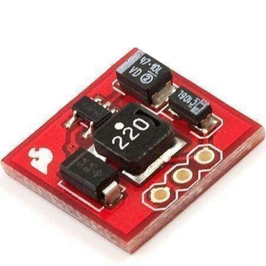 NCP1400-3.3V Step-Up Breakout (PRT-09216) - Breakout Boards