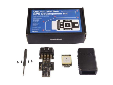 OBD-II CAN Bus GPS Development Kit - GPS