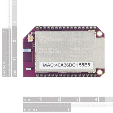 Omega2 Iot Wifi Development Board - Original Boards
