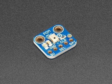 Pdm Mems Microphone Breakout (Id: 2453) - Sound