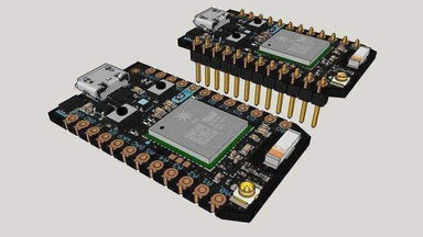 Photon Wi-Fi Development Board With Headers - Cortex Dev Boards