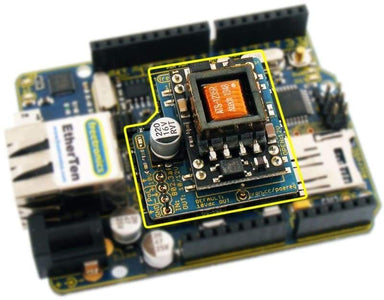 Power-Over-Ethernet Regulator 802.3Af - Shields