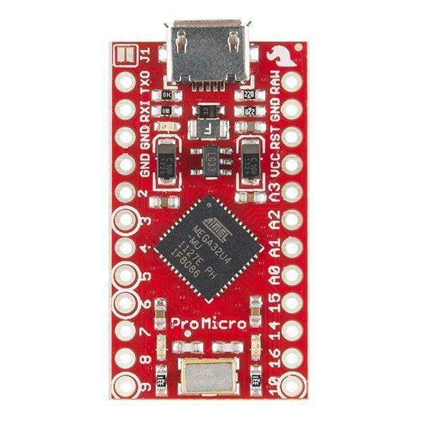 Pro Micro - 3.3V/8Mhz (Dev-12587) - Original Boards