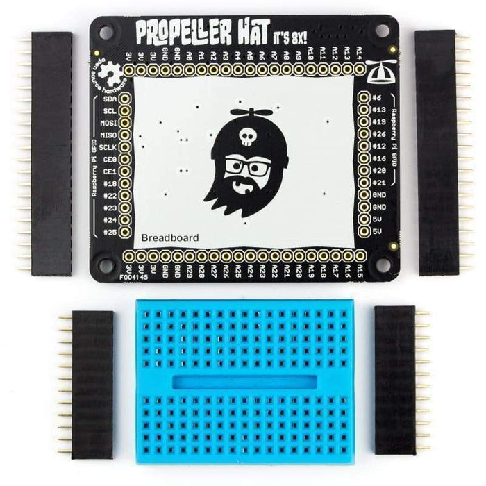 Propeller Hat - Raspberry Pi