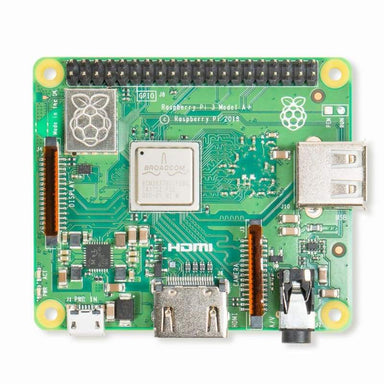 Raspberry Pi 3 Model A+ - Raspberry Pi Boards