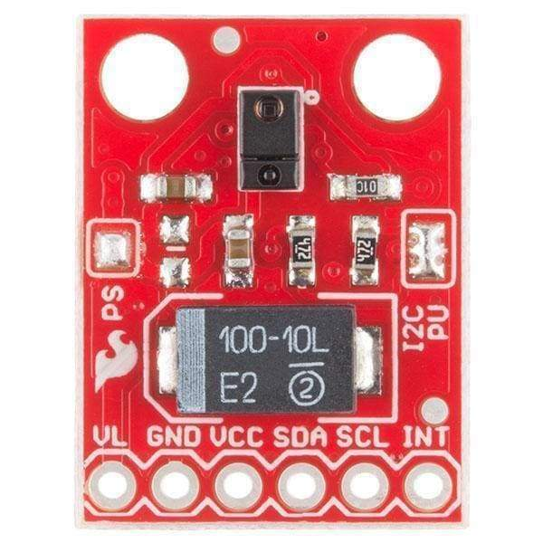 Rgb And Gesture Sensor - Apds-9960 (Sen-12787) - Wearable