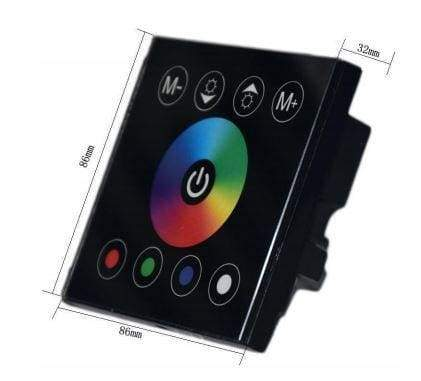 Rgbw Led Strip Controller - Touch Wheel - Other