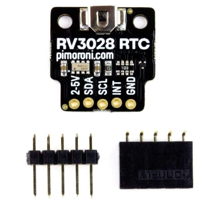 RV3028 Real-Time Clock (RTC) Breakout - Accessories and Breakout Boards
