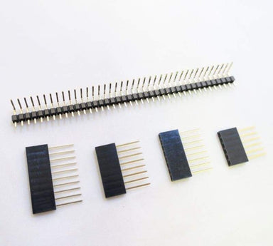 Shield Header Kit - Right Angle - Connectors