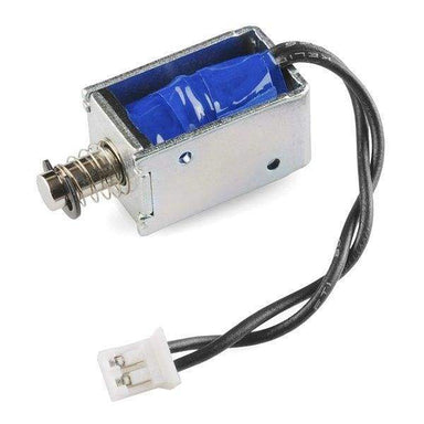 Solenoid - 5V (Small) (Rob-11015) - Motors