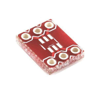 Sot23 To Dip Adapter (Bob-00717) - Breakout Boards